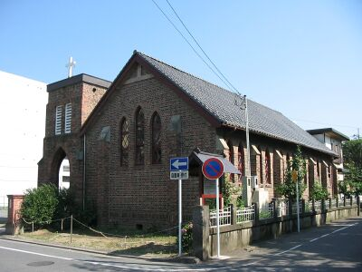 聖パウロ教会外観