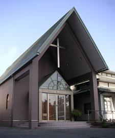 徳山聖マリア教会外観